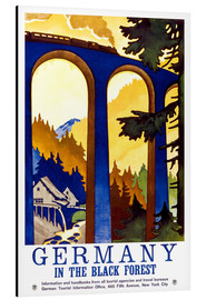 Alubild  Deutschland - Schwarzwald - Travel Collection
