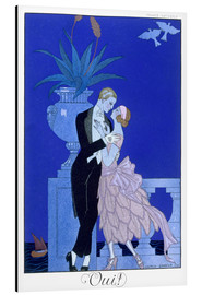 Alubild  Yes! 1921 - Georges Barbier