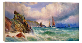 Holzbild  Cape Clear, Co.Cork - John Faulkner