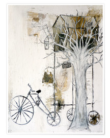 Poster  tree-stop - Christin Lamade