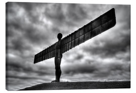 Leinwandbild  Angel Of The North - Simon West