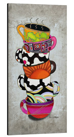 Alubild  Stacked Hot Cuppa Collection 1 - Megan Duncanson