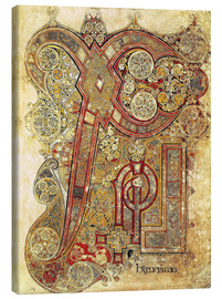 Leinwandbild  Book of Kells