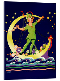Acrylglasbild  Peter Pan - Lawson Fenerty