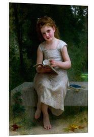 Forex  Lesende - William Adolphe Bouguereau