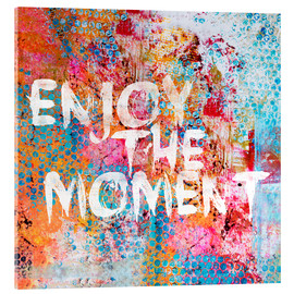 Acrylglas  Enjoy the moment II - Andrea Haase