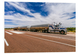 Forex  Road Train Australien - Thomas Hagenau