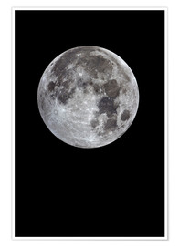 Poster Vollmond