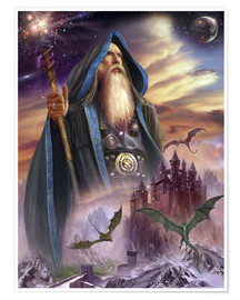 Poster  Der hohe Magier - Dragon Chronicles