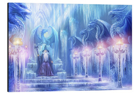 Alubild  The ice palace - Dragon Chronicles