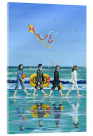 Acrylglasbild  Abbey Road Beach - Peter Adderley