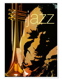 Poster Jazz New Orleans