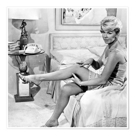 Premium-Poster  Pillow Talk, Doris Day