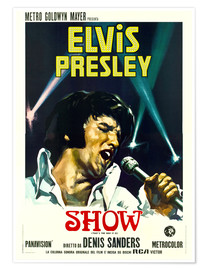 Premium-Poster Elvis - That's the way it is (italienisch)