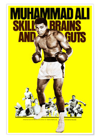 Premium-Poster  Legends of the Ring: Muhammad Ali