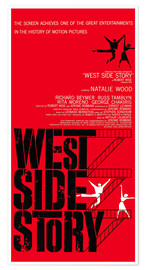 Premium-Poster West Side Story