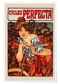 Premium-Poster Cycles Perfecta
