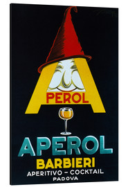 Alubild  Aperol Barbieri - Advertising Collection