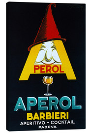 Leinwandbild  Aperol Barbieri - Advertising Collection
