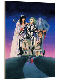 Holzbild  Beetlejuice - Entertainment Collection