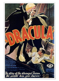 Premium-Poster  Dracula - Entertainment Collection