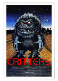 Poster  critters 1