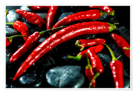 Premium-Poster Red hot Chili