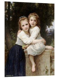 Forex  Zwei Schwestern - William Adolphe Bouguereau