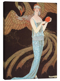 Leinwandbild  Sortileges - Georges Barbier