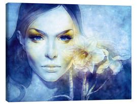 Leinwandbild  March - Anna Dittmann
