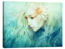 Leinwandbild  April - Anna Dittmann