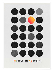 Poster  Be You - Elisabeth Fredriksson