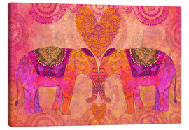 Andrea Haase - Elephants in Love