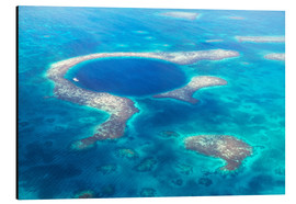 Alubild  Great Blue Hole, Belize - Matteo Colombo