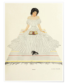 Premium-Poster  Welche - Clarence Coles Phillips