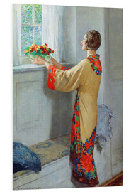 Hartschaumbild  Neuer Tag - William Henry Margetson