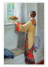 Poster  Neuer Tag - William Henry Margetson