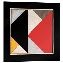 Acrylglasbild  Counter Composition XIII - Theo van Doesburg