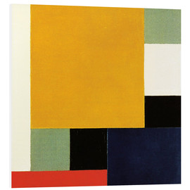 Hartschaumbild  Komposition XXII - Theo van Doesburg