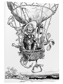 Forex  Onkel Lubin - William Heath Robinson