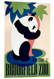 Acrylglasbild  Brookfield Zoo - Advertising Collection