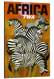 Alubild  Africa Fly TWA - Travel Collection