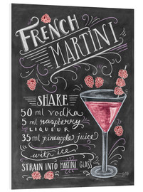 Lily & Val - French Martini Rezept