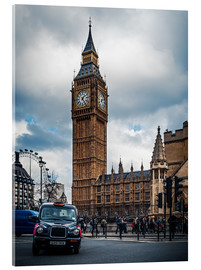 Acrylglasbild  London - Big Ben - Alexander Voss