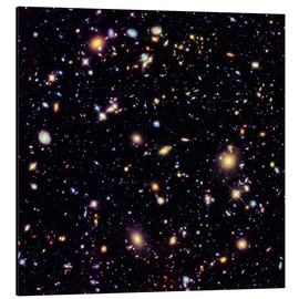 Alubild  Hubble Extreme Deep Field - Nasa