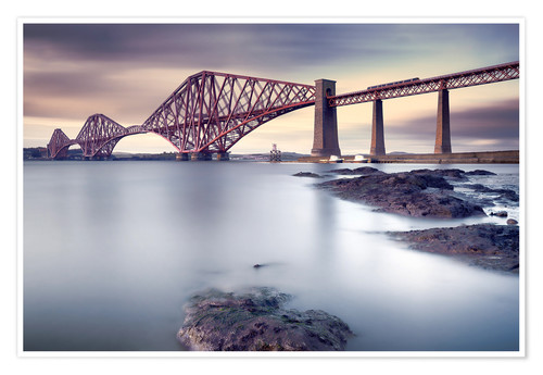 Poster Forth Rail Bridge