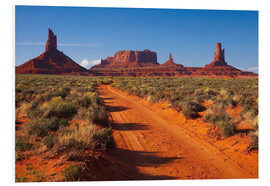 Forex  Monument Valley - David Wall