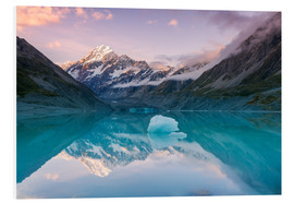 Forex  Gletschersee am Mt. Cook, Neuseeland - Matteo Colombo