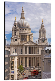 Alubild  St. Pauls Cathedral, London - Walter Rawlings