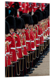 Forex  Soldiers at Trooping the Colour 2012, The Queen's Birthday Parade, Horse Guards, Whitehall, London,  - Hans-Peter Merten